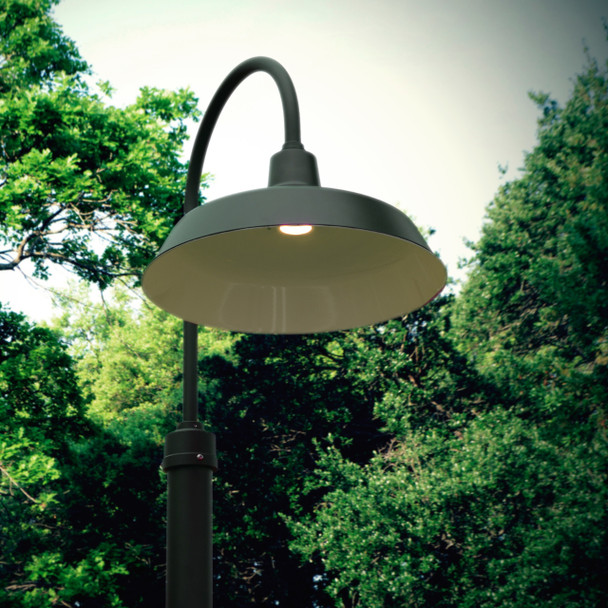 Post Lamp life style image