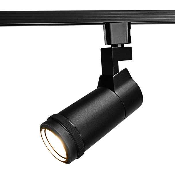 Compact Gallery Series Black LED Art Tracklight