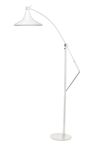 "12"" Calla LED Floor Lamp - White"