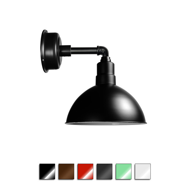 Blackspot Short Cosmopolitan Arm Sconce Light