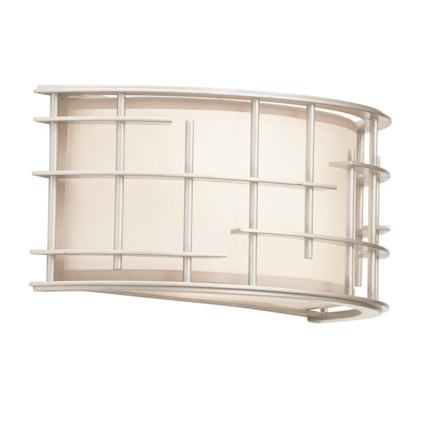 Atelier 2 Light Horizontal Wall Sconce
