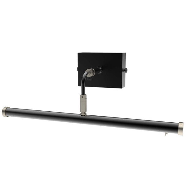 "16"" Tru-Slim Wall Mounted Picture Light in Satin Nickel"