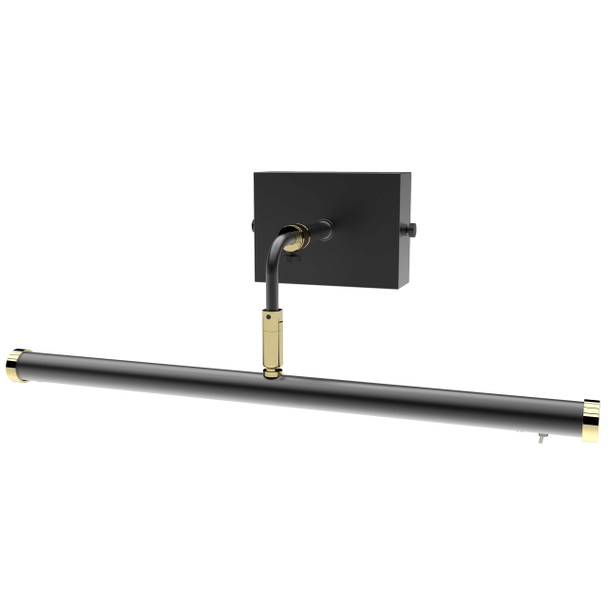 """16"""" Tru-Slim Wall Mounted Picture Light in Oil Rubbed Bronze"""