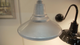 Customizable Calla Indoor/Outdoor Barn Light-Galvanized Silver