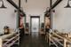 "Rustic Calla 16""Mahogany Bronze Indoor/Outdoor LED Barn Light"