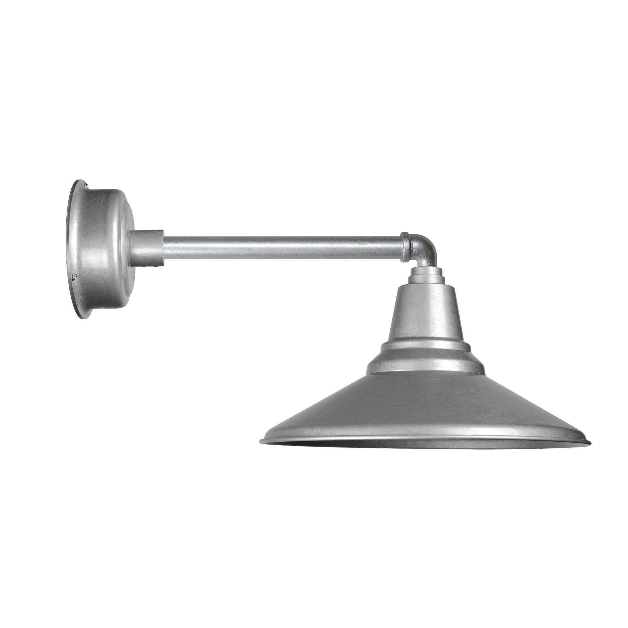 cocoweb barn light calla contemporary arm