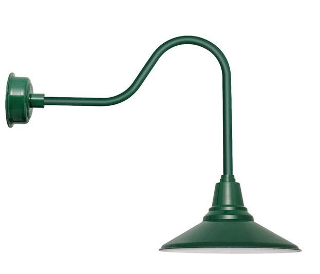 cocoweb barn light calla sleek arm