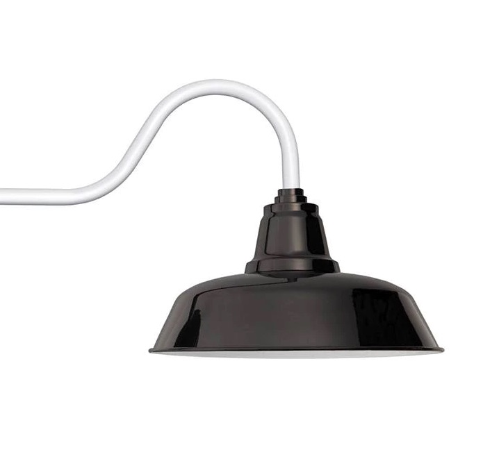 cocoweb barn light goodyear contemporary arm