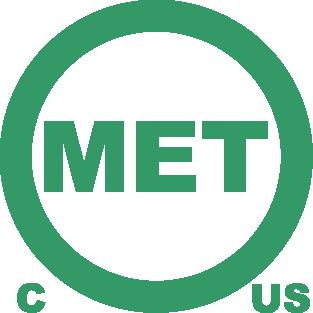 MET certified