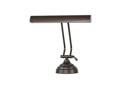 12 Quot Mahogany Bronze Dimmable Piano Desk Lamp Dled12mbd