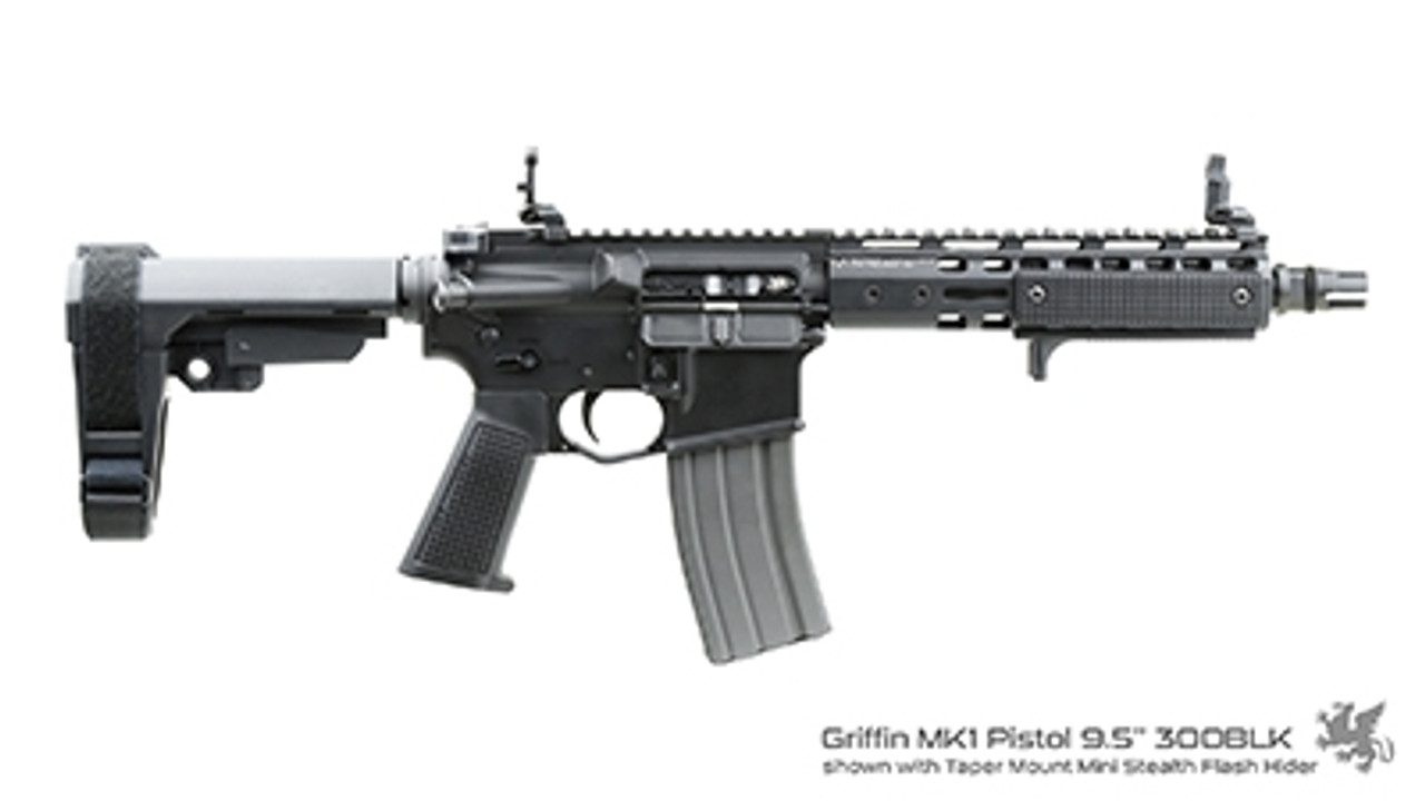 MK1 PSD Pistol 9 5