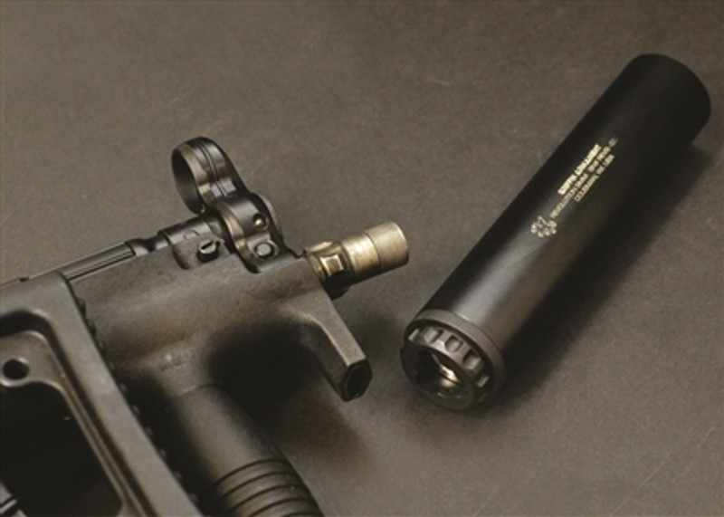 3 Lug Interface For Revolution, Optimus, and Resistance Series Suppressors