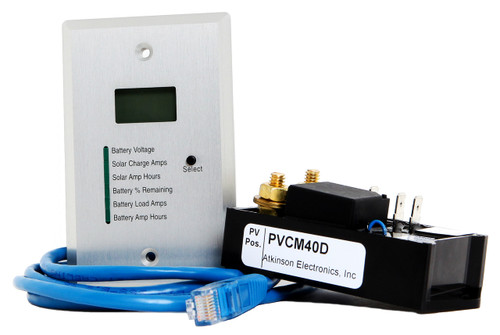 PVCM-40D kit includes 3 items