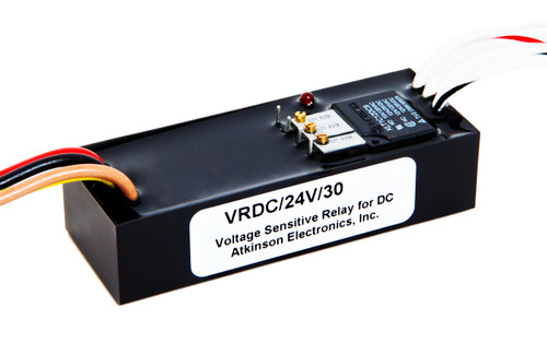 VRDC 24V-30  Voltage Sensitive Relay for DC