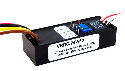 VRDC 24V-60  Voltage Sensitive Relay for DC