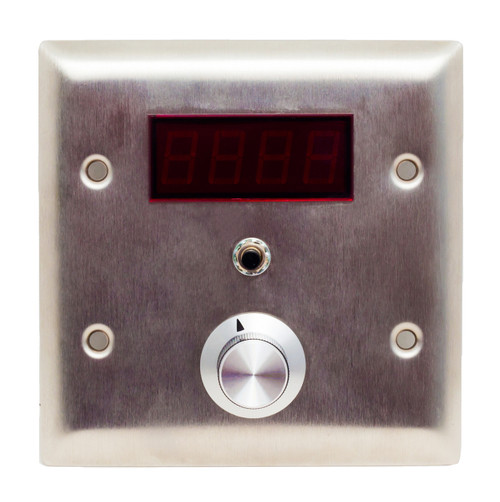 DIM3-RSP/LED:  Digital Indication Meter with Smart II Reset Pot/ LED
