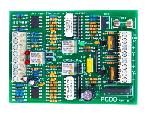 PCDO/PC-VDC:  Phase Cut Dual Output Module PC-VDC