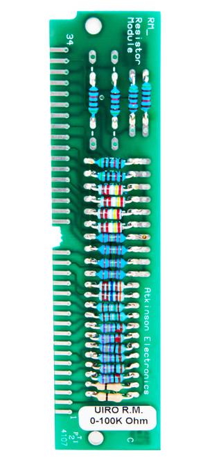 UIRO RM-CUSTOM RANGE  Universal Input Resistance Output Resistant Module-Custom Range