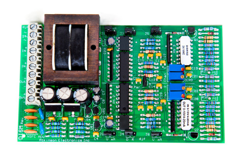 DISM-E/2:  Dual Isolated Signal Module 2 Channel