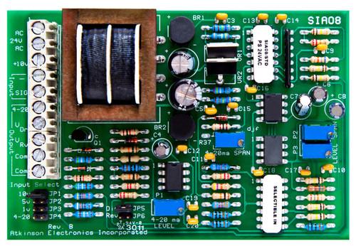 SIA08/STD 5V  Precision Signal Isolator Converter