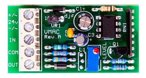 VMAC/2-10V/mA/S  Analog Voltage to mA Converter SnapTrack