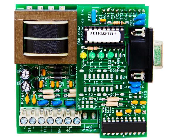 AETI-232/TTL2:  Atkinson Electronics Trunk Interface