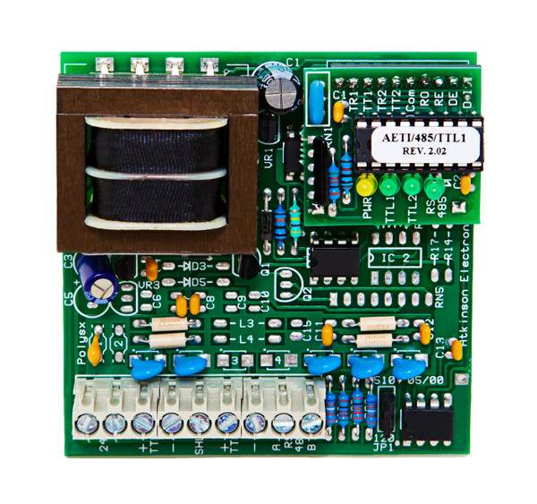 AETI-485/TTL1:  Atkinson Electronics Trunk Interface