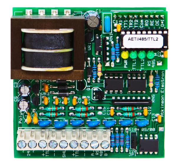 AETI-485/TTL2:  Atkinson Electronics Trunk Interface