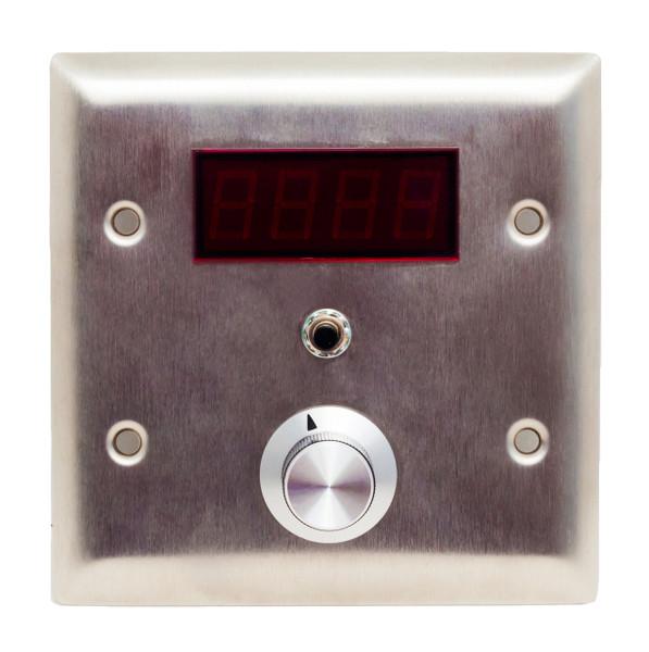 DIM3-RSP/LED:  Digital Indication Meter with Smart II Reset Pot/ LED