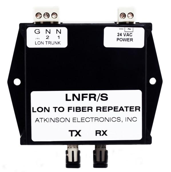 LNFR/S  Lonworks Single Network Fiber Optic Repeater