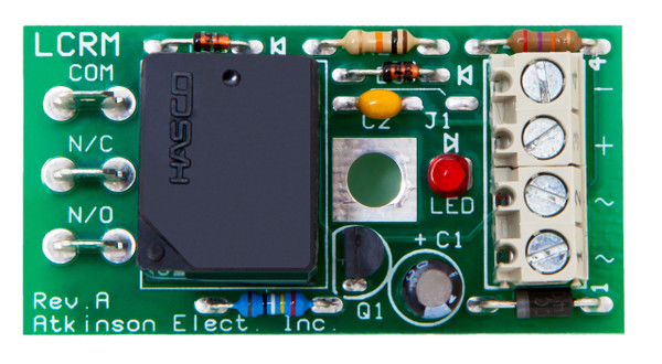 LCRM-S  Low Current Relay Module 1 Channel with SnapTrack