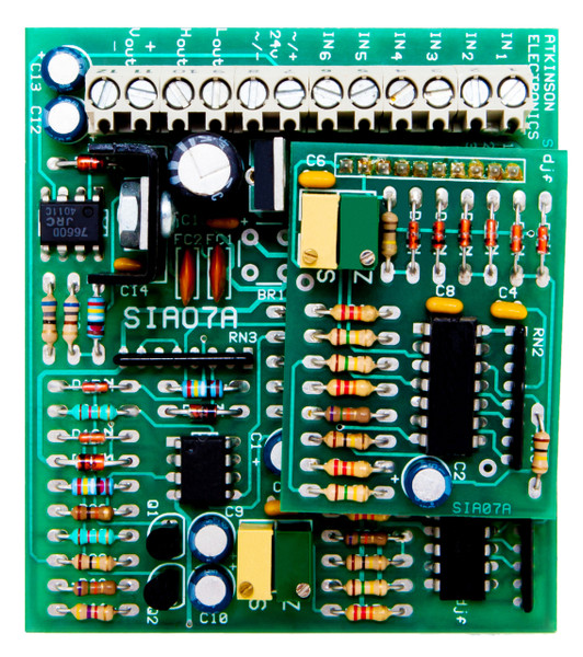 SIA07A/ MA or VDC/H-L  Special Function Analog Signal Interface