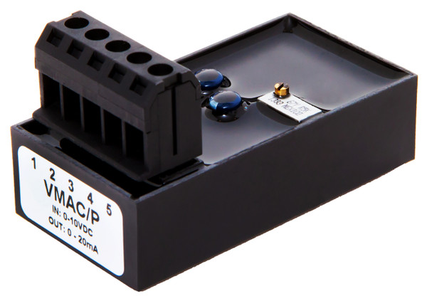VMAC/2-10V/mA/P  Analog Voltage to mA Converter Potted