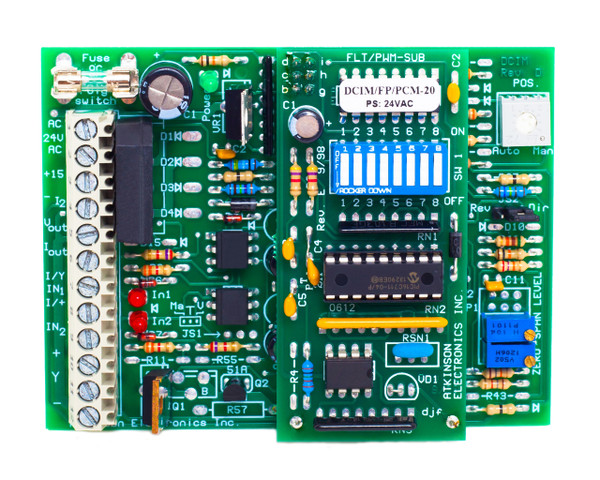 DCIM-FP:  Pulse Converter to Phase Cut Driver