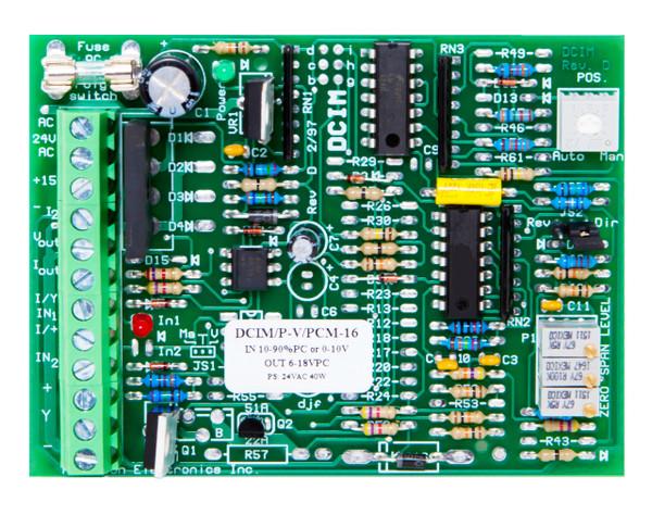 DCIM-PCD/PC-VDC:  Phase Cut Signal Driver