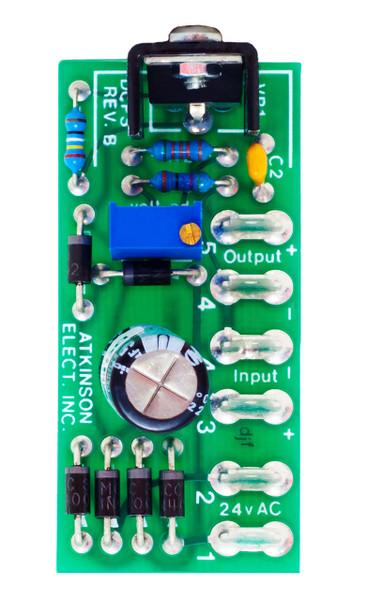 DCPS/LVR or HVR:  DC Power Supply Low or High Voltage Range