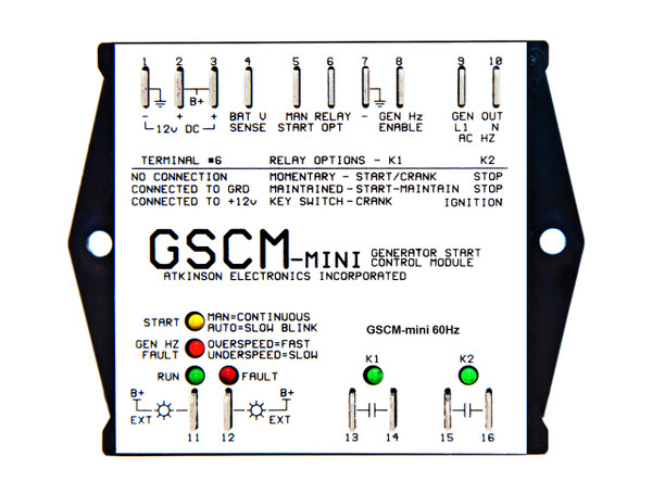 GSCM-mini-60Hz (USA & Canada)