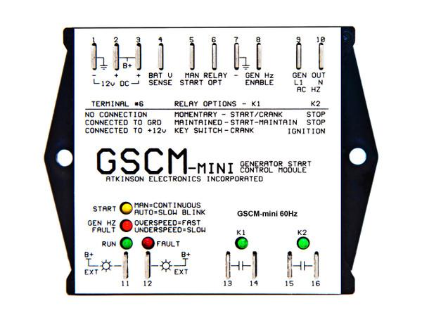 GSCM-mini-60Hz (USA & Canada)