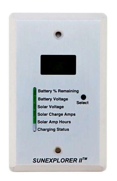 SEDM6-25:  SunExplorer II Display