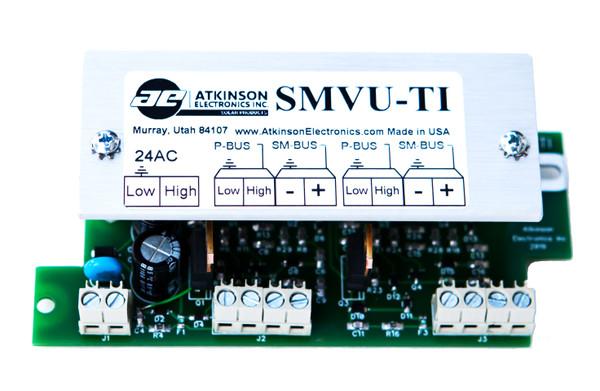 SMVU-TI: SMVU-Trunk Interface