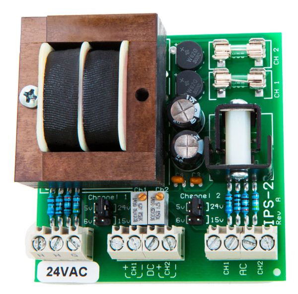 IPS-2AC/24VAC (IPXFMR-2/24)  Isolated AC/DC Power Supply