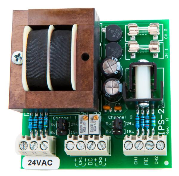 IPS-2AC/120VAC (IPXFMR-2/120)  Isolated AC/DC Power Supply