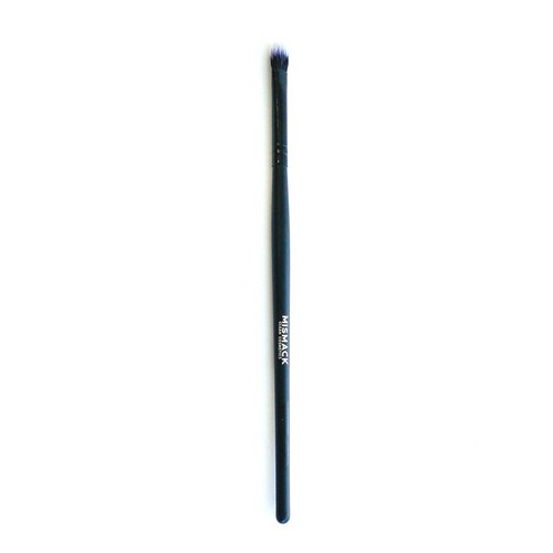 This brush is great for applying your base shadow all over the lid and detail blending.