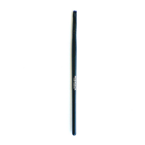 Our Amazing, thin angled brush is great for brows, liner, and eye detail.