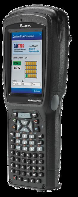Zebra Workabout Pro 4 RFID Mobile Computer - WA4L21053100020W