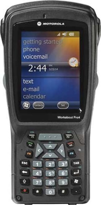 Zebra Workabout Pro 4 RFID Mobile Computer - WA4S22063100020W