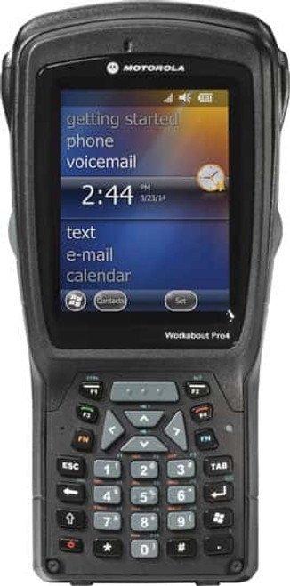 Zebra Workabout Pro 4 Mobile Computer - WA4S21000500020W