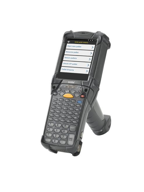 Zebra MC9200 Mobile Computer - MC92N0-GL0SXHYA5WR