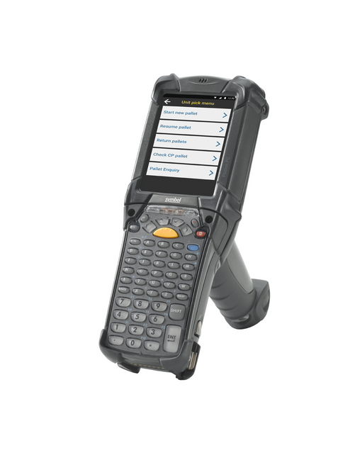 Zebra MC9200 Mobile Computer - MC92N0-GL0SYHAA6WR