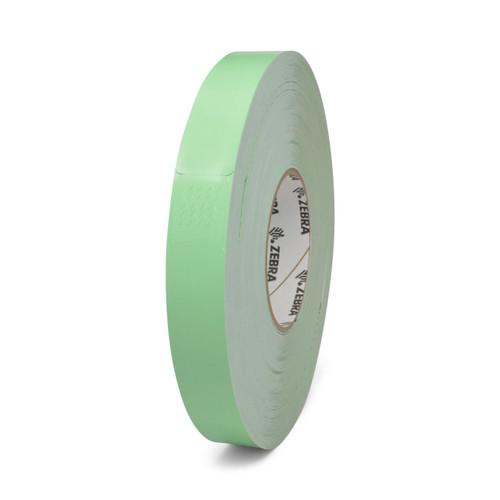 "Zebra 1"" x 10"" Z-Band Splash Wristband (Green) (Case) - 10012719-4"